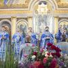 Богослужіння свята Різдва Пресвятої Богородиці